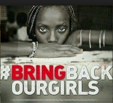 Bring Back the Nigerian School Girls